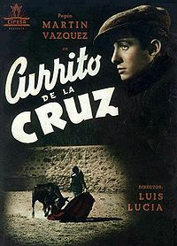 "Cartel ""Currito de la cruz"", 1949"