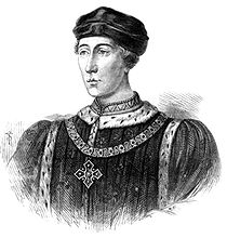 Henry VI of England - Illustration from Cassells History of England - Century Edition - published circa 1902.jpg