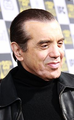 Palminteri en los Independent Spirit Awards (Los Angeles; 5 de marzo de 2010)