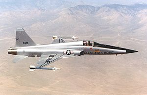 Northrop F-5E (Tail No. 11419) (cropped).jpg