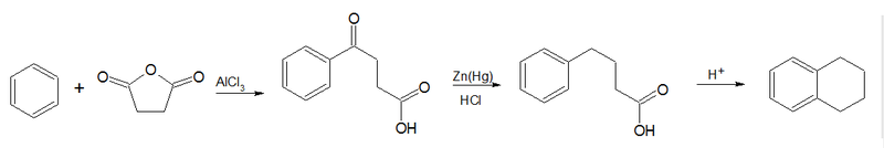 Haworth reaction